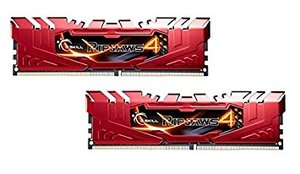 DDR4 8GB PC 2400 CL15 G.Skill KIT